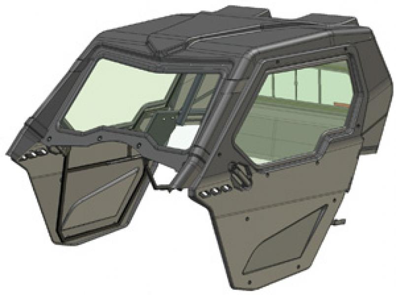 7n am commander defendercab utv cabs7n am commander sciox Images