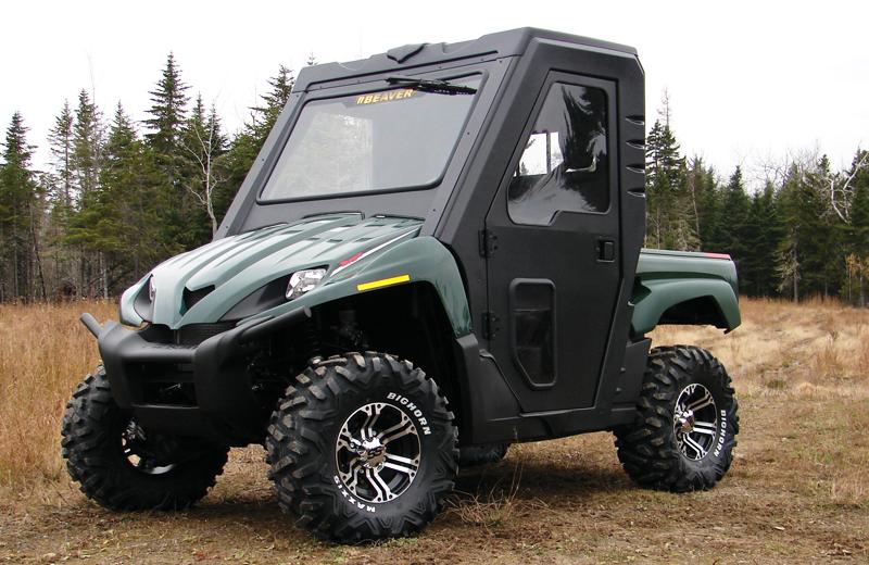 Kawasaki Teryx Defendercab